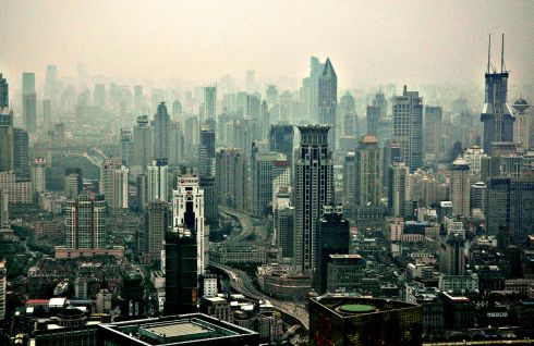PHOTO: Shanghai skyline