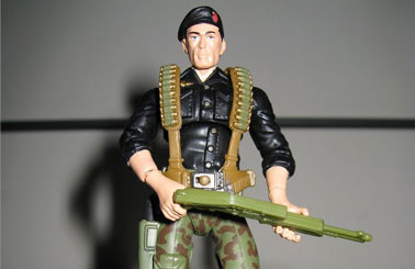 PHOTO: GI Joe action figure