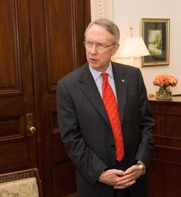 PHOTO: Harry Reid