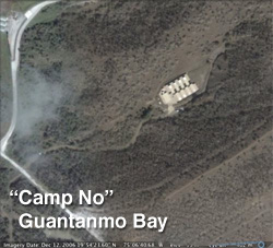 """Camp No,"" Guantanamo Bay"